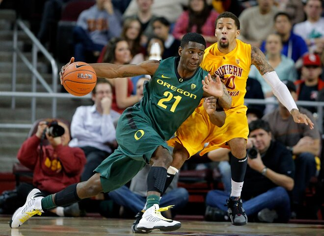 Oregon Southern California Basketball