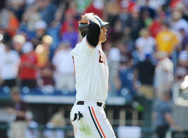 CWS: Beavers 'backs pinned before'
