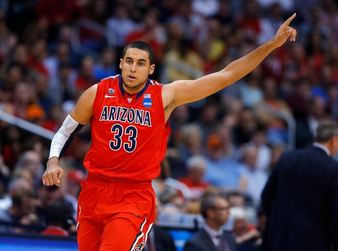 Jerrett leaving Arizona for chance at NBA