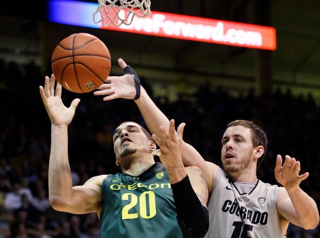 Postgame Video: Ducks rolled by Buffs