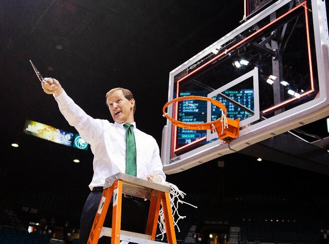 Video: Dana Altman takes the Ducks back to the 'Big Dance'