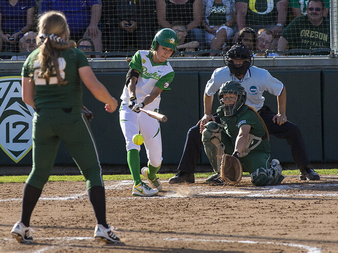 Ducks beat Utah Valley 12-1 (20)