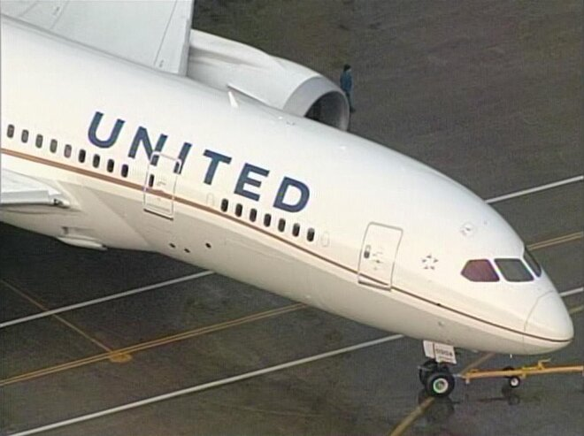 United Dreamliner 5