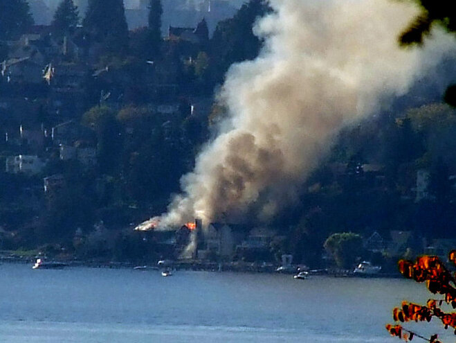 Laurelhurst Fire