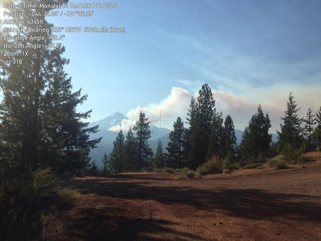 Evacuations ordered as fires burn out of control in Oregon