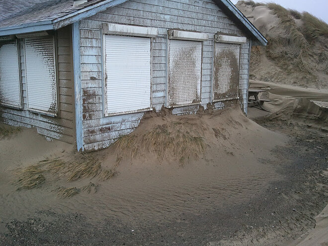 Waldport buried in sand by January 2012 storm (21)