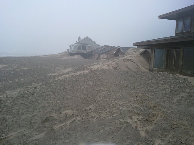 Waldport buried in sand by January 2012 storm (23)