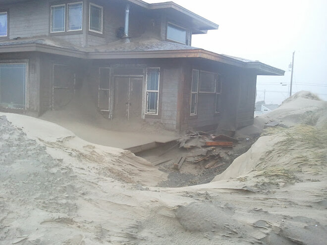 Waldport buried in sand by January 2012 storm (24)