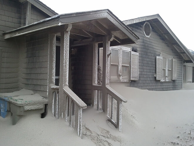Waldport buried in sand by January 2012 storm (5)