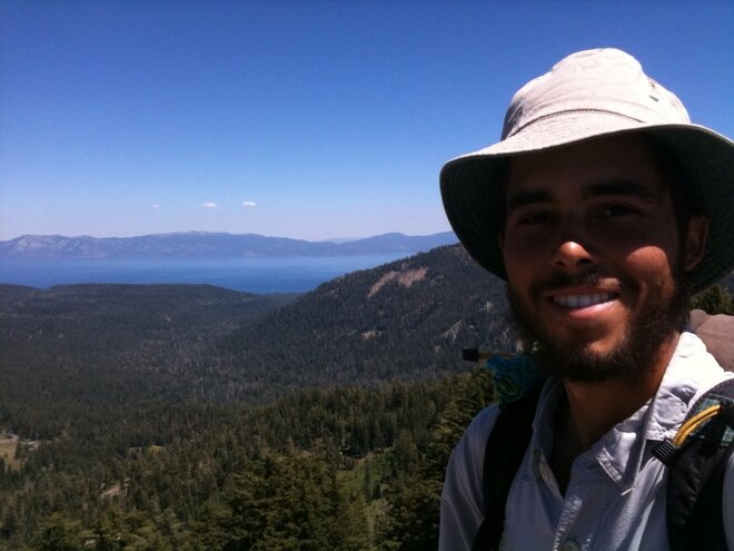 Pacific Crest hiker battling lymphoma: 'I looked death in the eye'