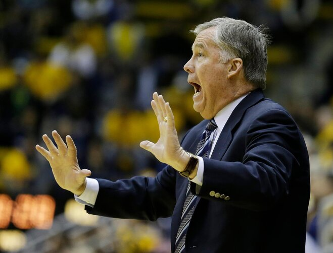 Cal coach says no excuse for shoving player