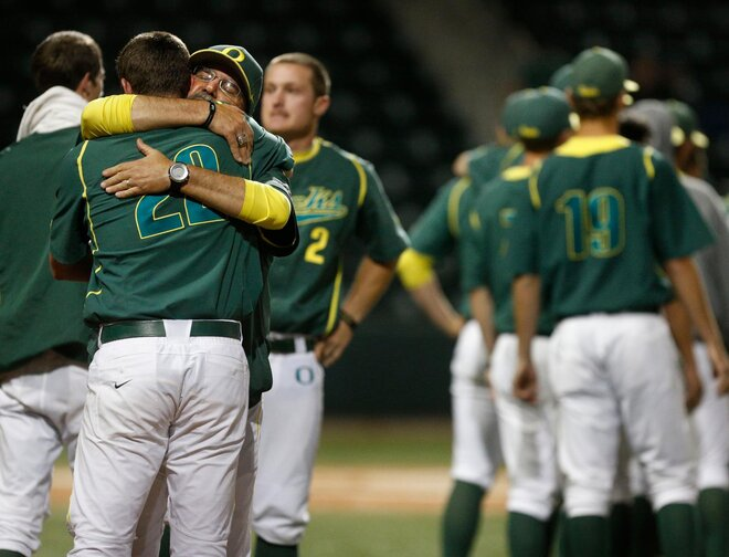 Ducks eliminated by Rice in regional championship