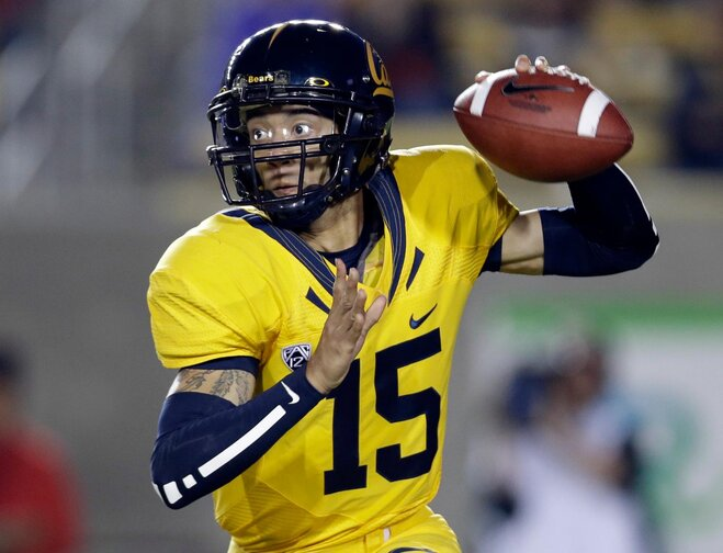 No ligament damage for Cal QB Zach Maynard