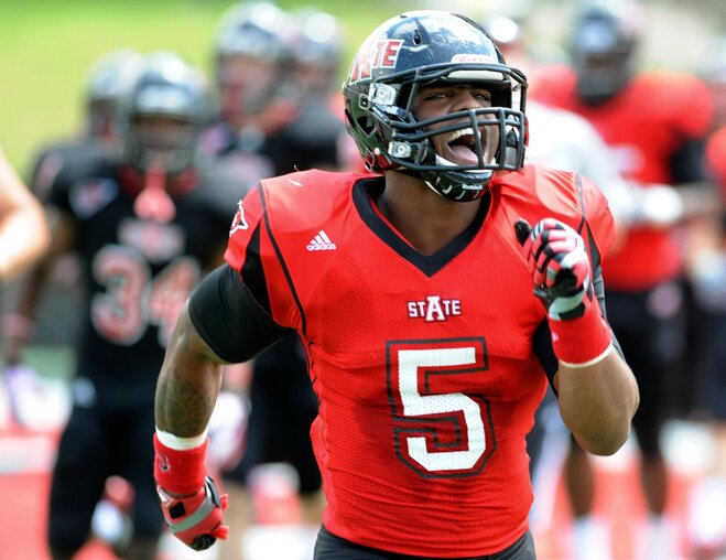 Arkansas St. player suspended for the 2012 season