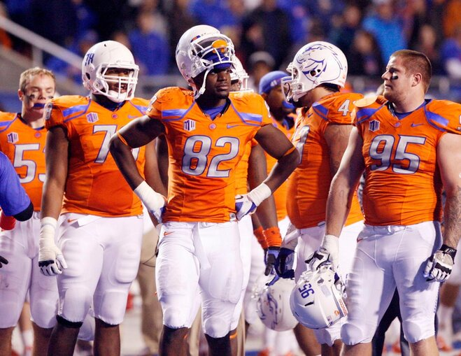 Boise St and Washington to meet in Las Vegas Bowl