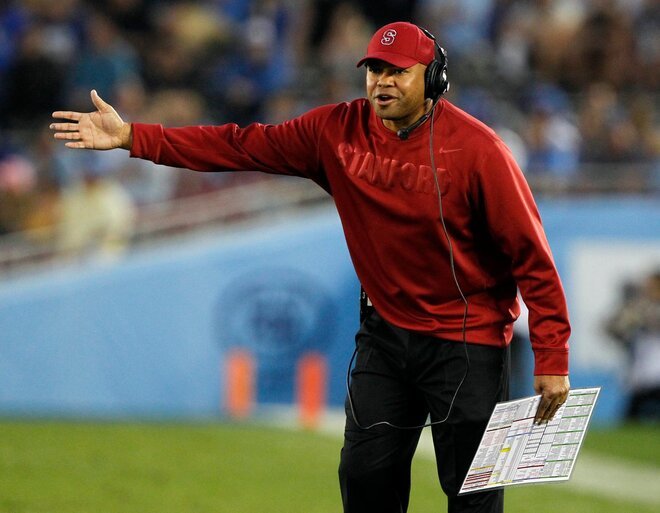 David Shaw building his own legacy at Stanford