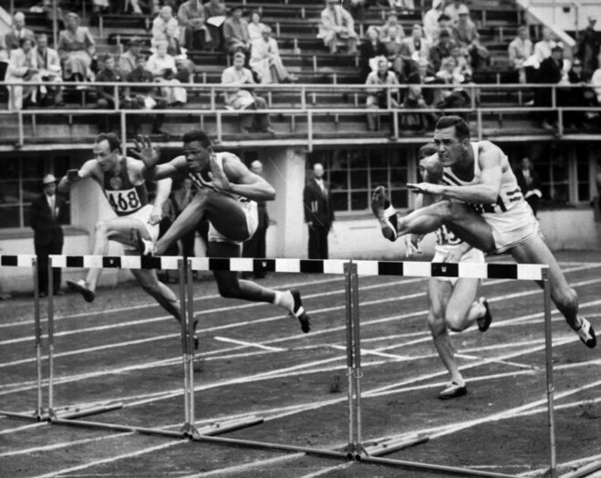 Campbell, 1st black Olympic decathlon winner, dies