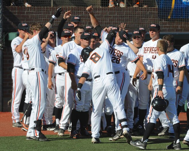 NCAA Kansas St Oregon St Baseball