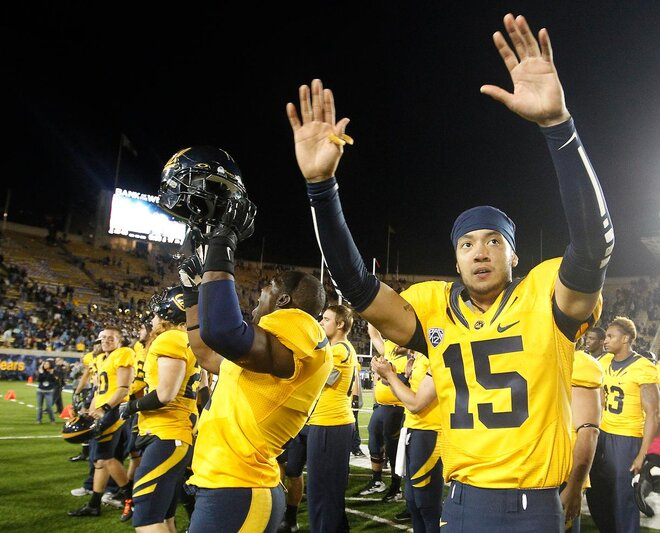 Ducks vs. Golden Bears: Cal may use backup QB vs. No. 2 Oregon