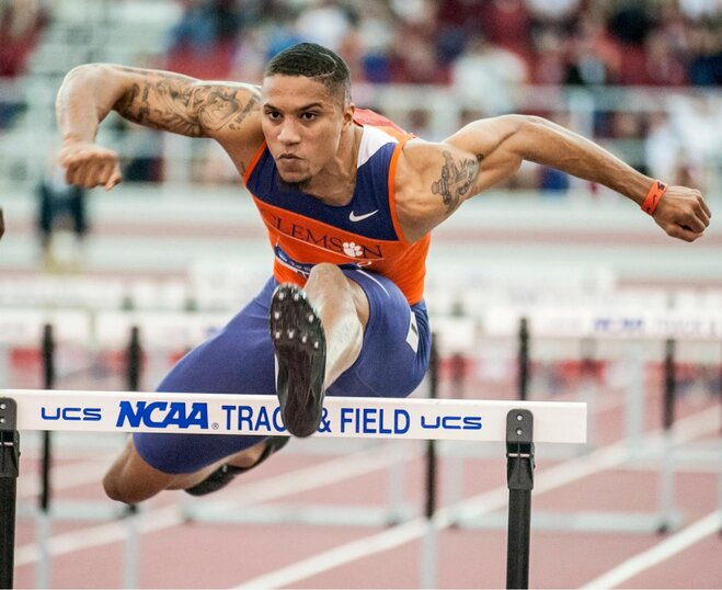 NCAA Indoors Athletics