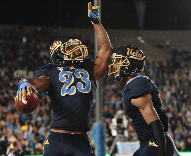 UCLA isn't getting comfortable atop Pac-12 South