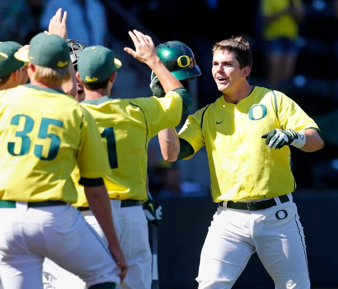 Ducks cook Rice, force regional final Monday