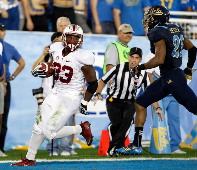Stanford locks Ducks out of Pac-12 Championship game