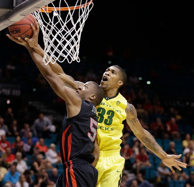 P12 Utah Oregon Basketball