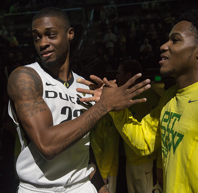 Oregon beats Delaware State: 'Come out with a ton of energy'