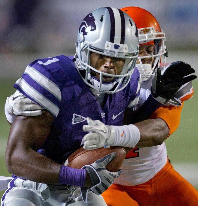 No. 2 K-State boasts 111-0 edge in points off TOs