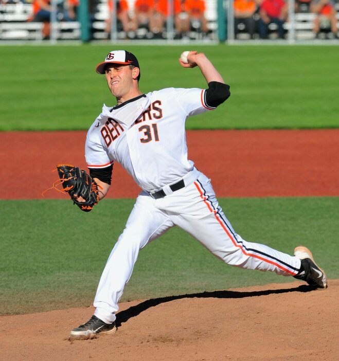 Beavs All-American starting pitching staff lead 'Operation Omaha'