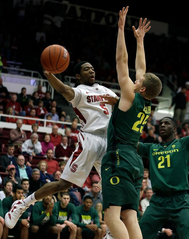 No. 10 Ducks get crushed by Cardinal
