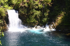 Rarity of Water over Tamolitch Falls