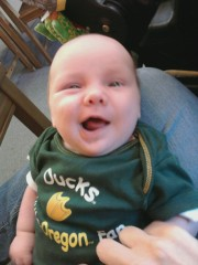5 week old Duck Fan