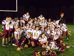 JC Jv mauls the No. Marion Huskies 33-6