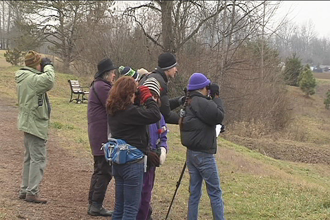72nd Eugene Christmas Bird Count 01