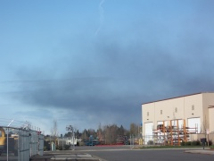 fire near beltline on 3-17-11