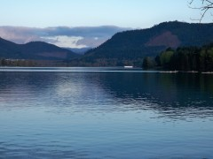 Dexter Lake Calm and Serene