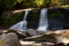 McDowell  Creek Falls