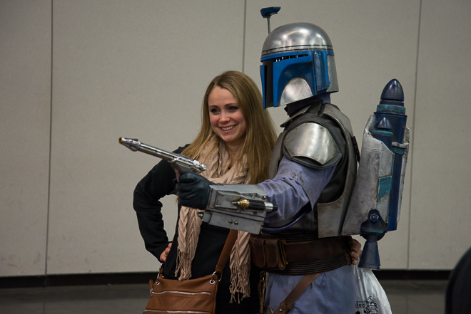 8. Wizard World: Portland Comic Con 2013