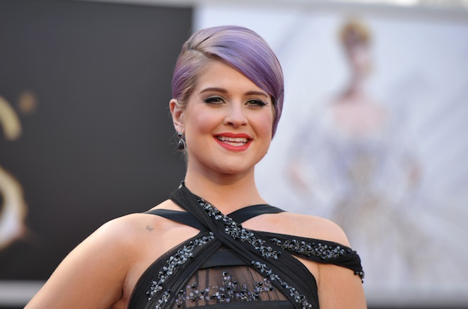 Kelly Osbourne has seizure on set