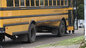 School bus and BMW collide (4)