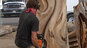 Chainsaw carver Jeffro Uitto (3)