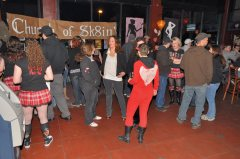 More Roller Derby Valentine's Day Party