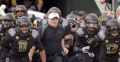 Duck Football: Chip Kelly on Nate Costa&#39;s injury; getting ready for Cal