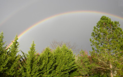 Double Rainbow Twice in One Week!
