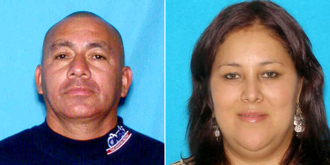 9. Sheriff: Man killed estranged girlfriend with a machete before hanging self from tree