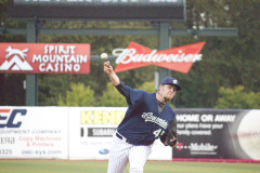 Eugene Emeralds Pitchers, In Action