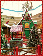 CHRISTMAS VILLAGE AT GATEWAY MALL