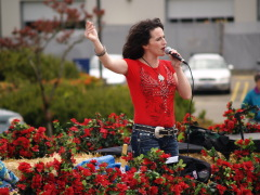 Amy Clawson-Live at Rhoddy Days